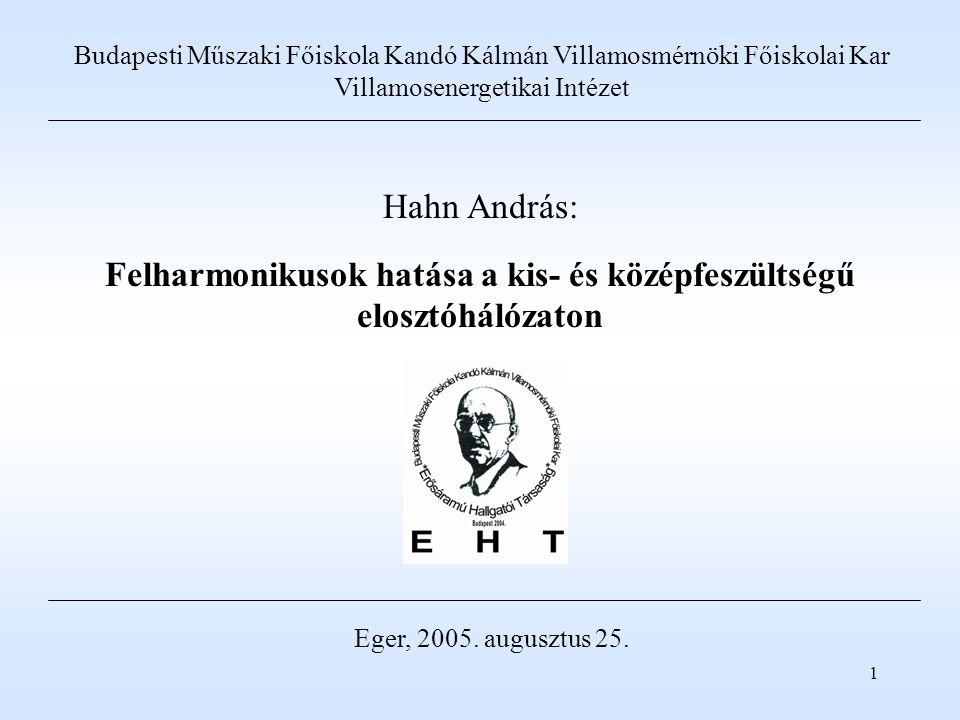Budapesti Műszaki Főiskola Kandó Kálmán Villamosmérnöki Főiskolai Kar