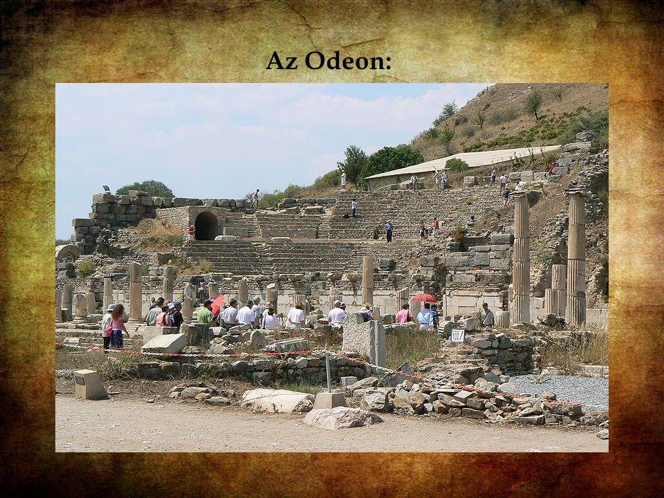 Az Odeon: