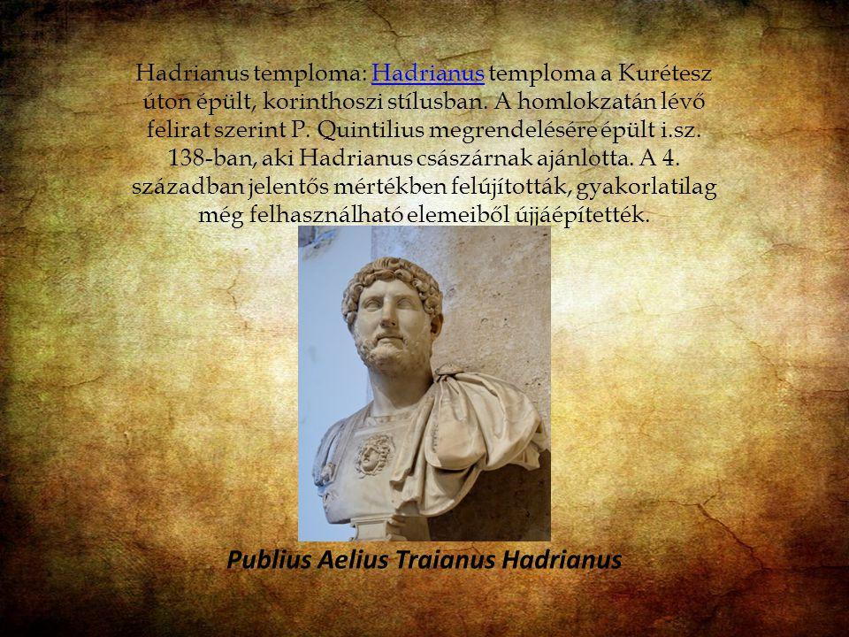 Publius Aelius Traianus Hadrianus