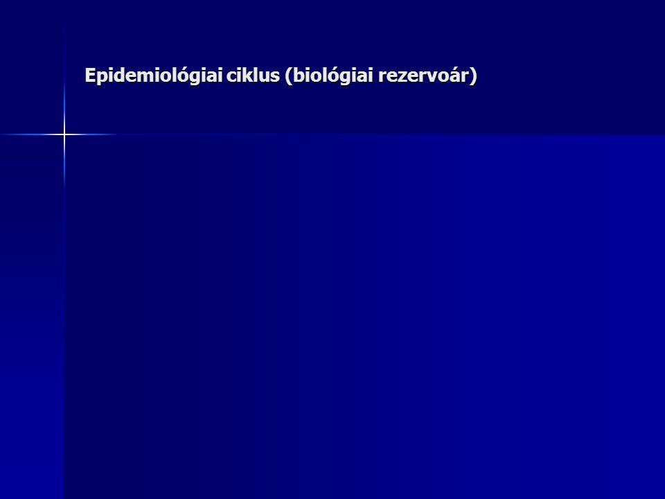 Epidemiológiai ciklus (biológiai rezervoár)