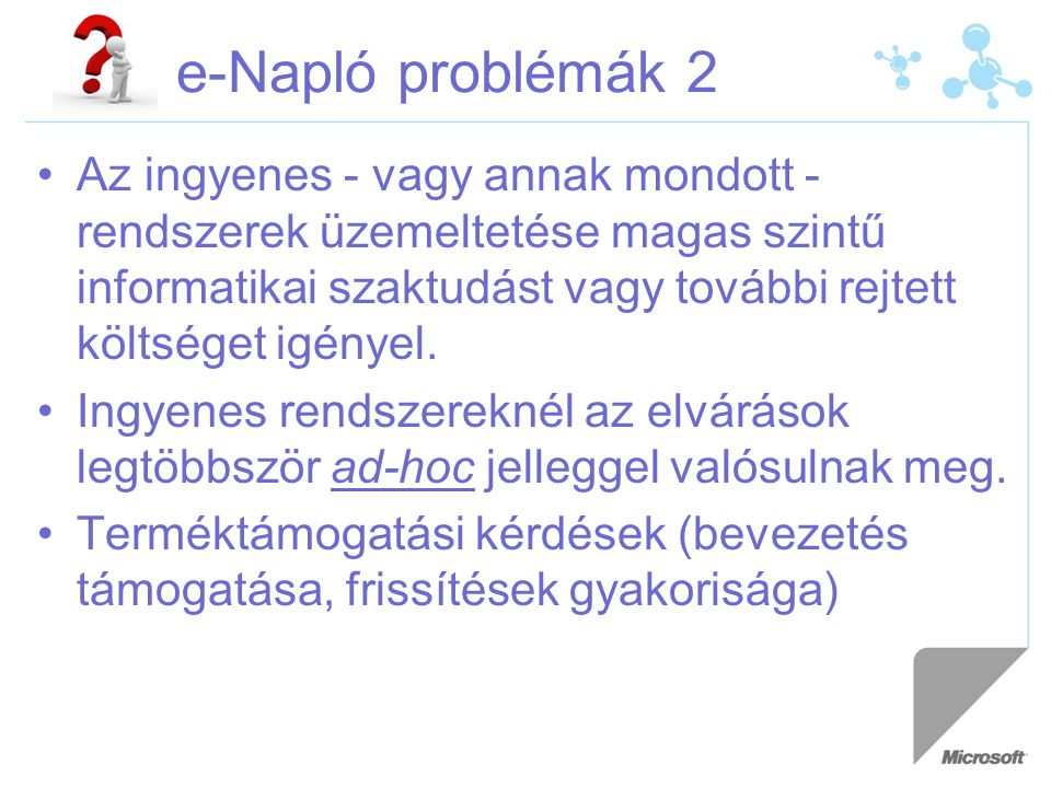 e-Napló problémák 2