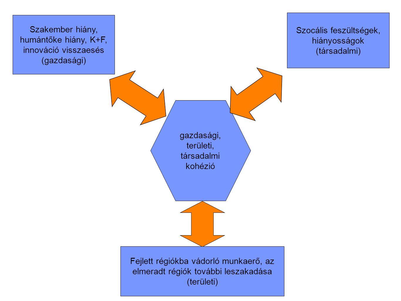 Szocális feszültségek, hiányosságok (társadalmi)