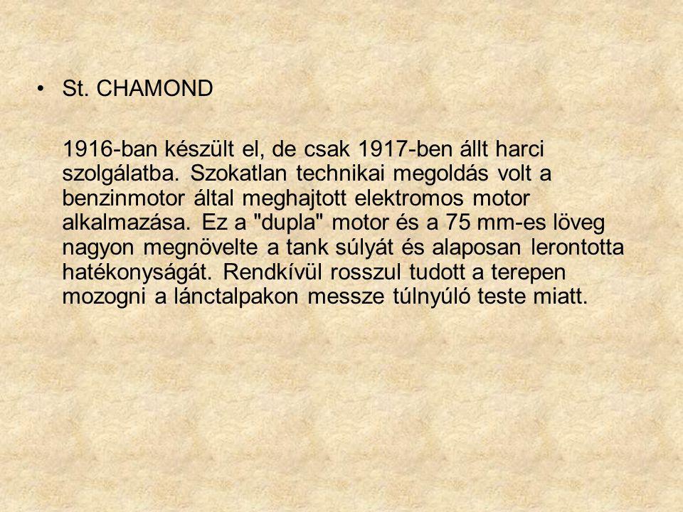 St. CHAMOND