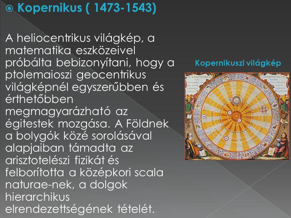 Kopernikus ( 1473-1543)