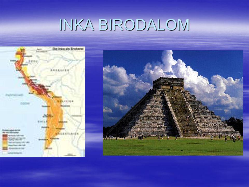 INKA BIRODALOM