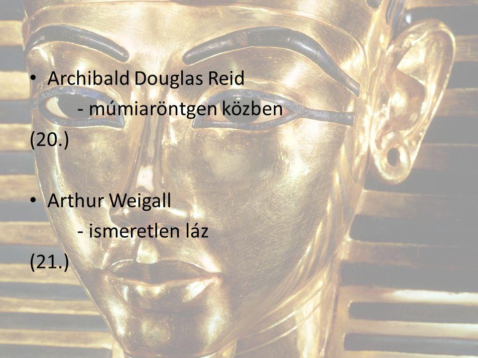 Archibald Douglas Reid