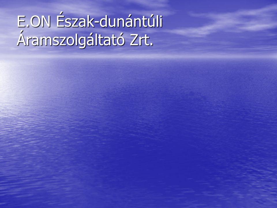 E.ON Észak-dunántúli Áramszolgáltató Zrt.