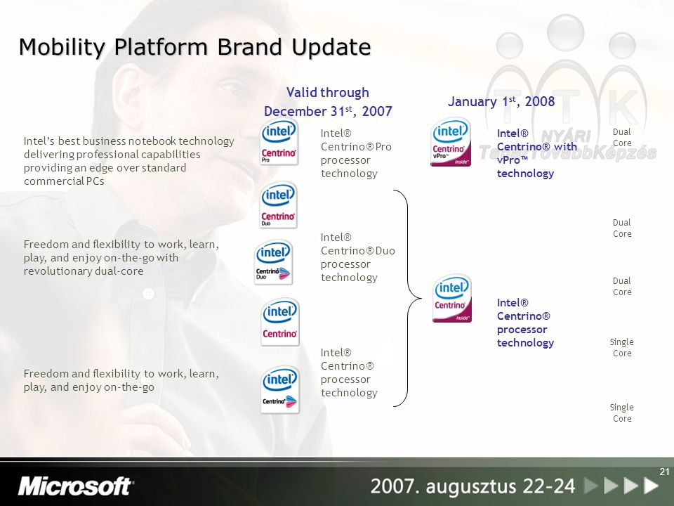 Mobility Platform Brand Update