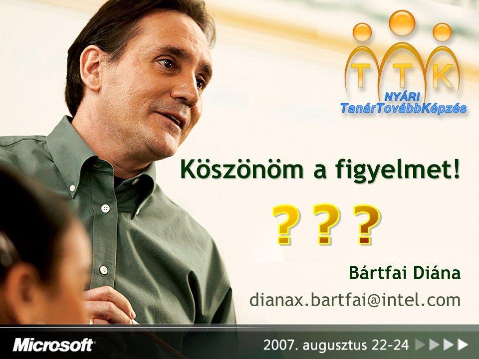 Bártfai Diána dianax.bartfai@intel.com