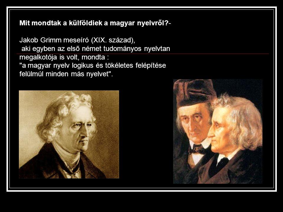 Mit mondtak a külföldiek a magyar nyelvről -