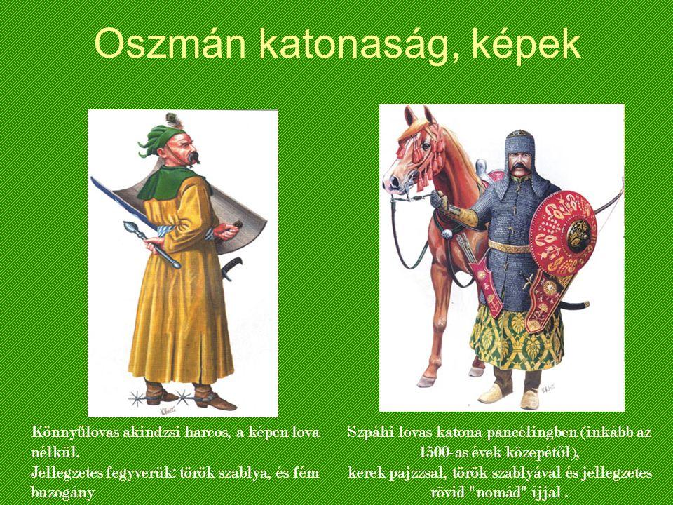 Oszmán katonaság, képek