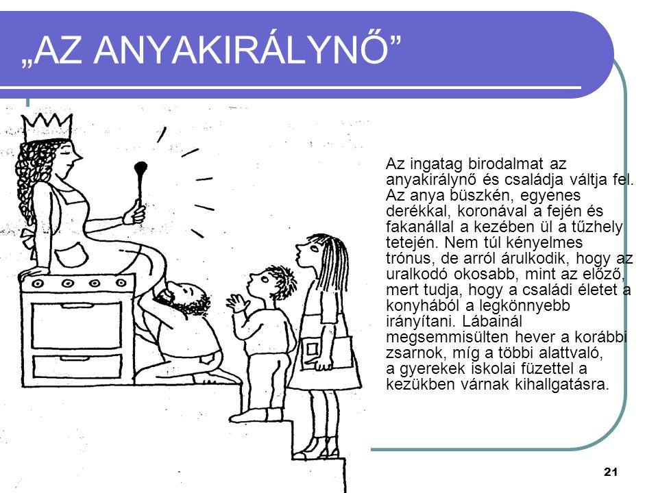 """""""AZ ANYAKIRÁLYNŐ"""