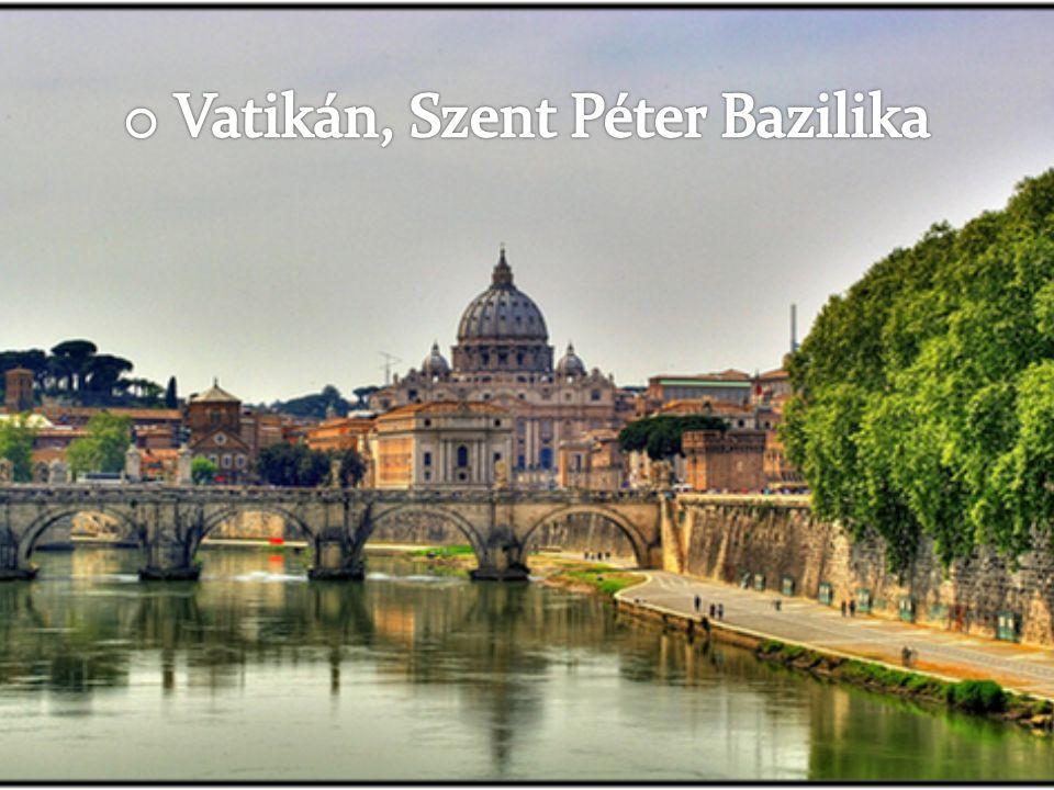 Vatikán, Szent Péter Bazilika
