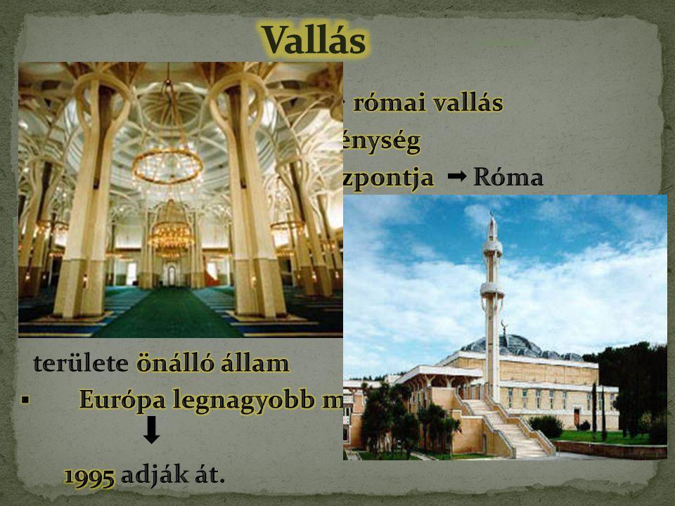 Vallás ókori birodalomban római vallás 4. századtól kereszténység