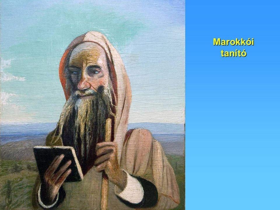 Marokkói tanító