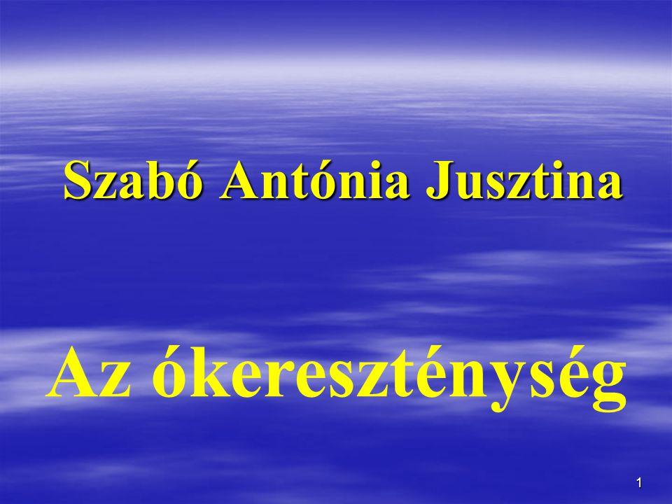 Szabó Antónia Jusztina