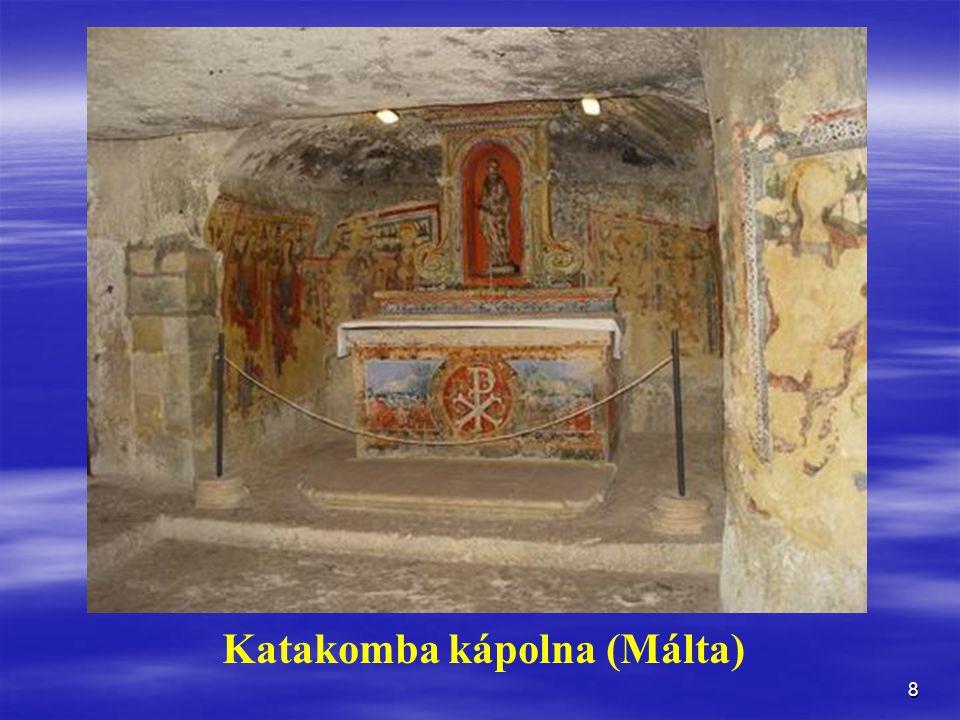 Katakomba kápolna (Málta)