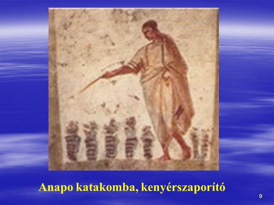 Anapo katakomba, kenyérszaporító