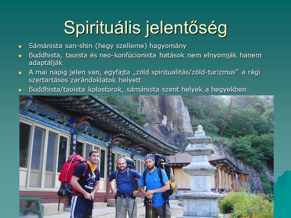 Spirituális jelentőség