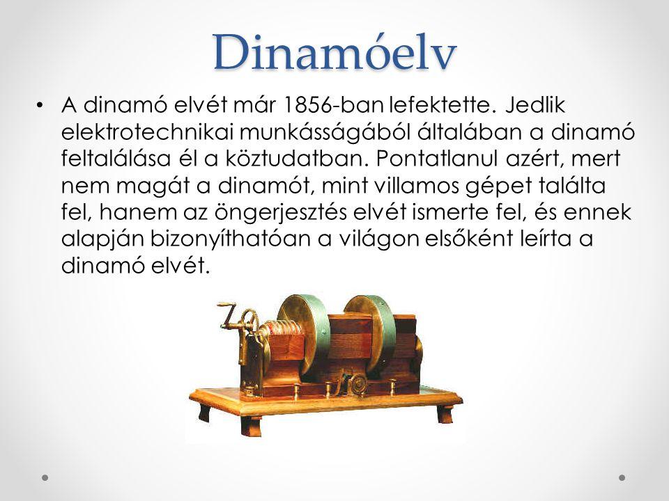 Dinamóelv