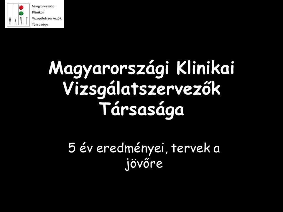 Magyarországi Klinikai Vizsgálatszervezők Társasága