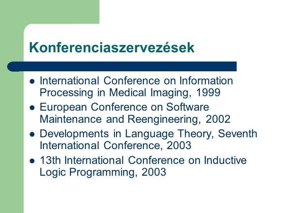 Konferenciaszervezések