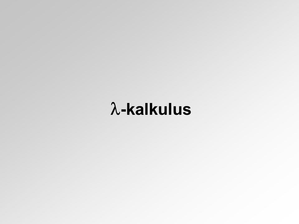 -kalkulus