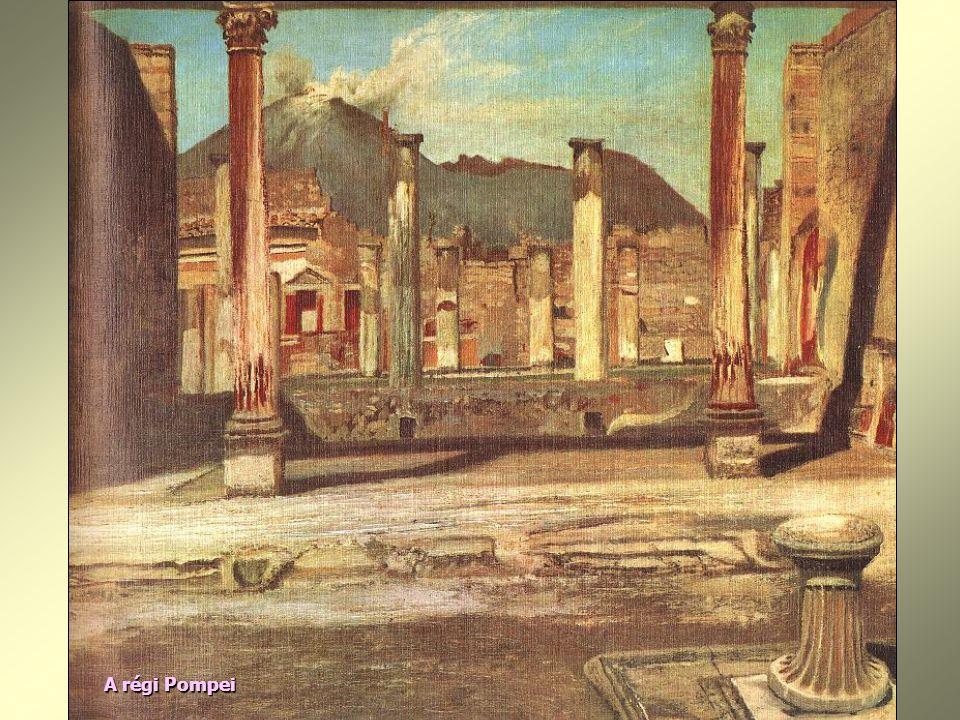 A régi Pompei