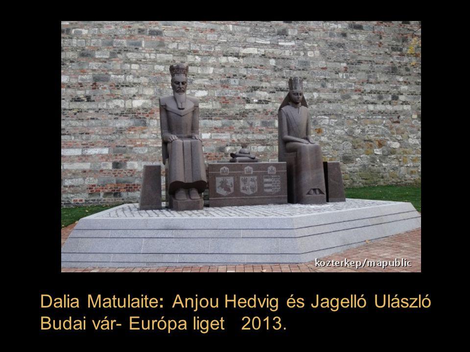 Dalia Matulaite: Anjou Hedvig és Jagelló Ulászló