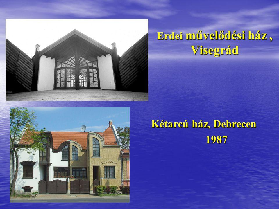 Erdei művelődési ház , Visegrád