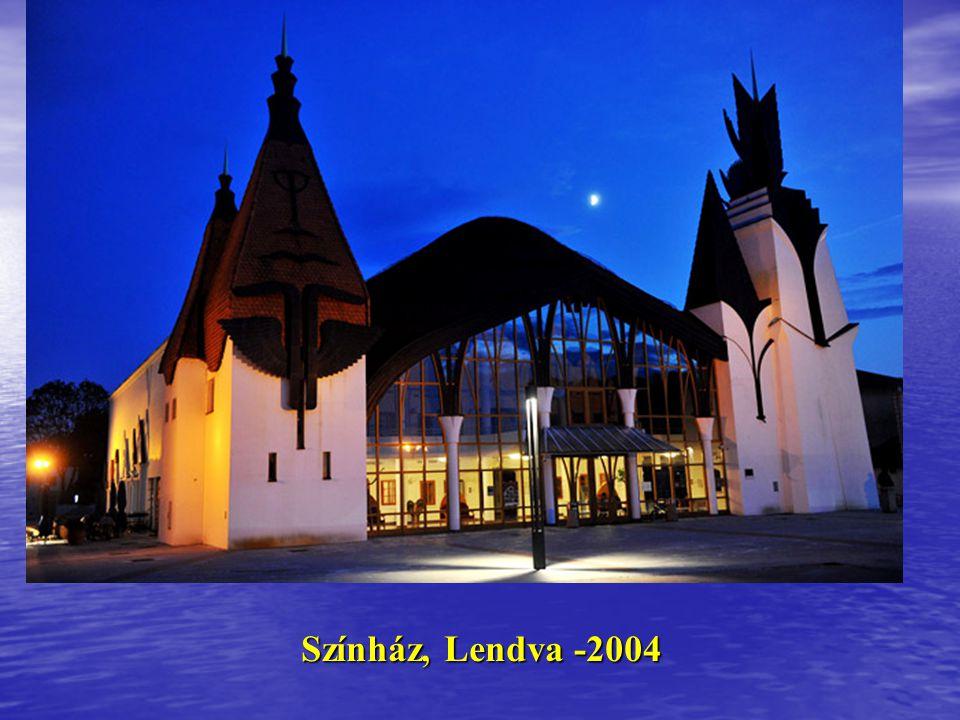 Színház, Lendva -2004