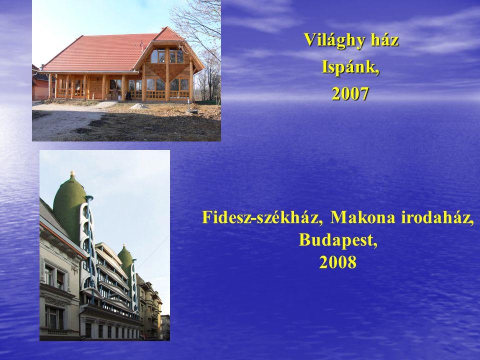 Fidesz-székház, Makona irodaház,
