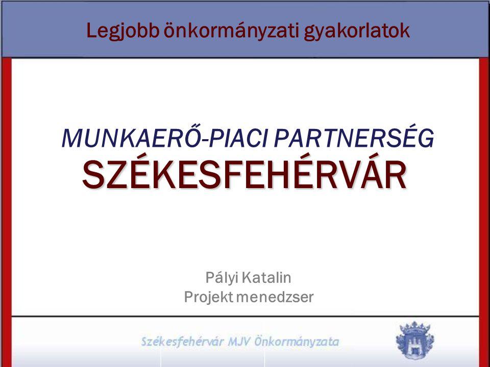 MUNKAERŐ-PIACI PARTNERSÉG