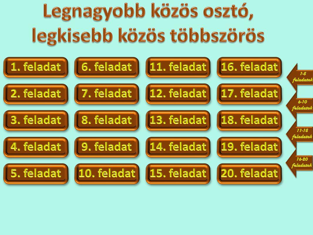 6) 7) 8) 9) 10) Mennyi az x, y és z értéke 11) 12) 13) 14) 15)
