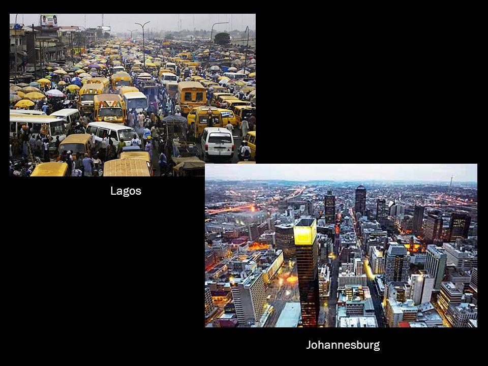 Lagos Johannesburg