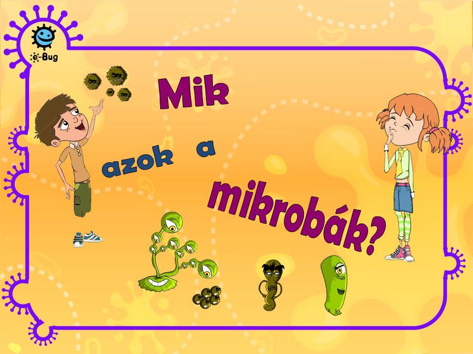 Mik azok a mikrobák