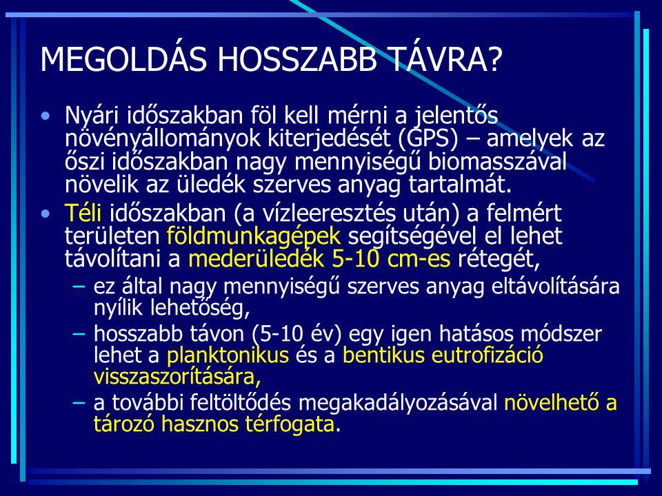 MEGOLDÁS HOSSZABB TÁVRA