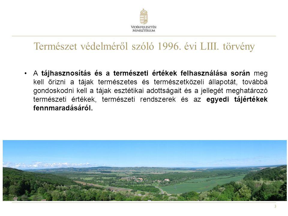 Természet védelméről szóló 1996. évi LIII. törvény