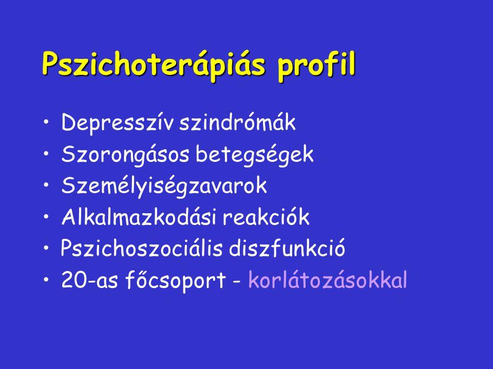 Pszichoterápiás profil