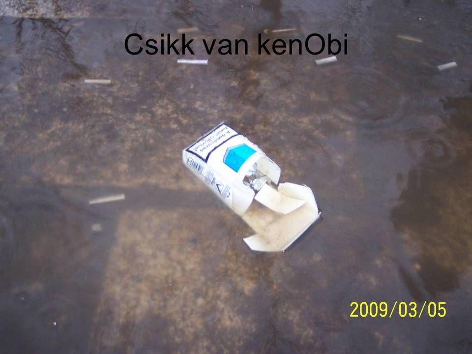 Csikk van kenObi
