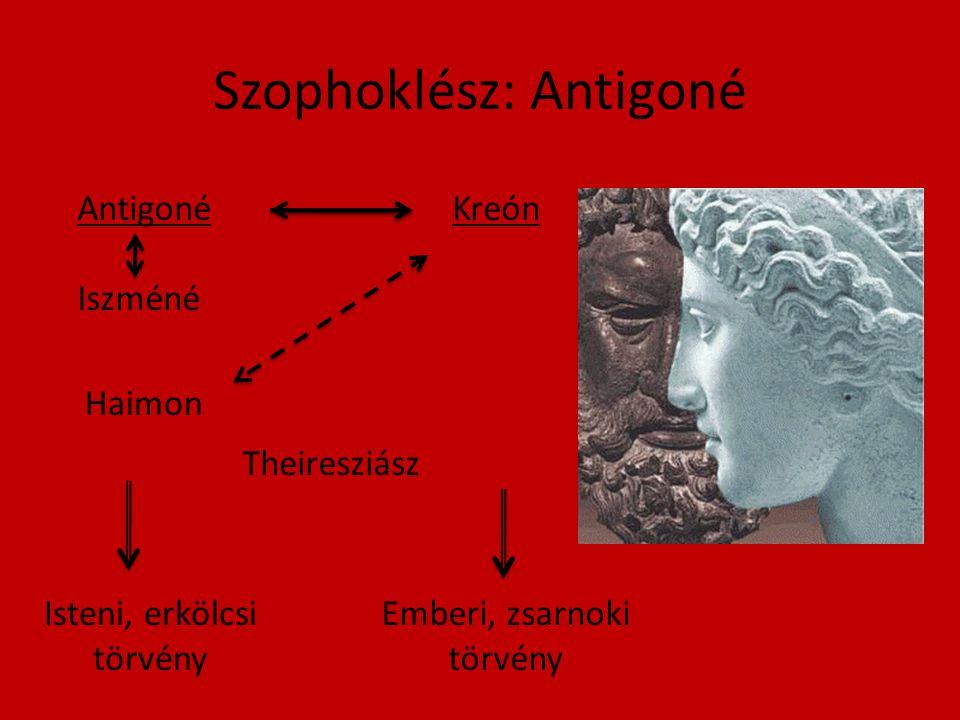 Szophoklész: Antigoné