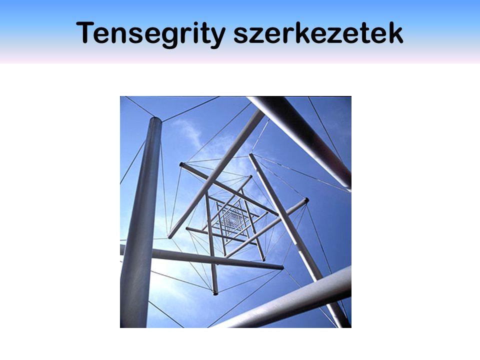 Tensegrity szerkezetek