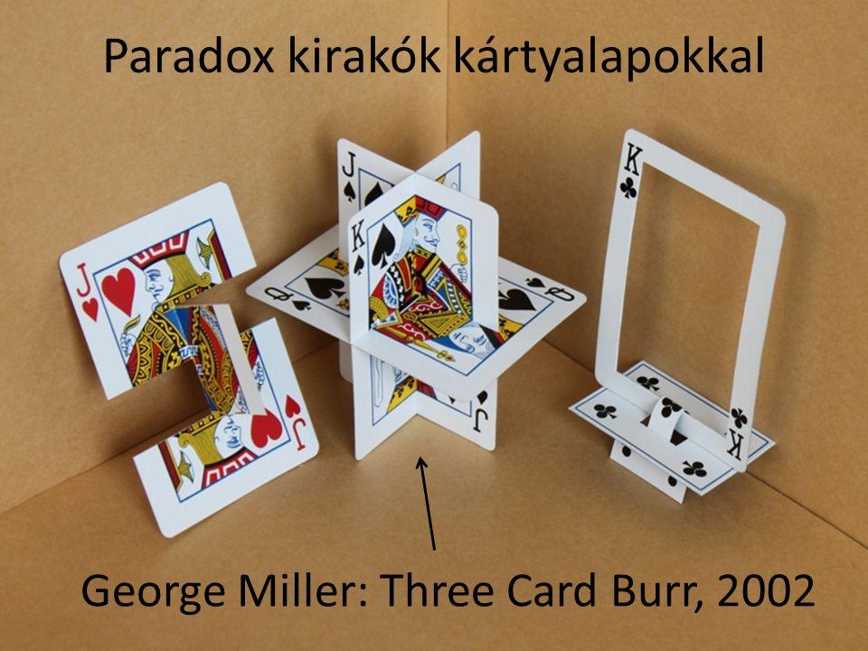 Paradox kirakók kártyalapokkal
