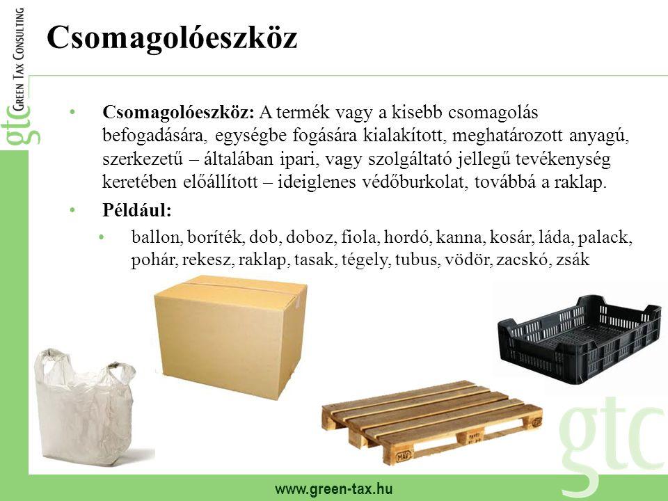 Csomagolóeszköz