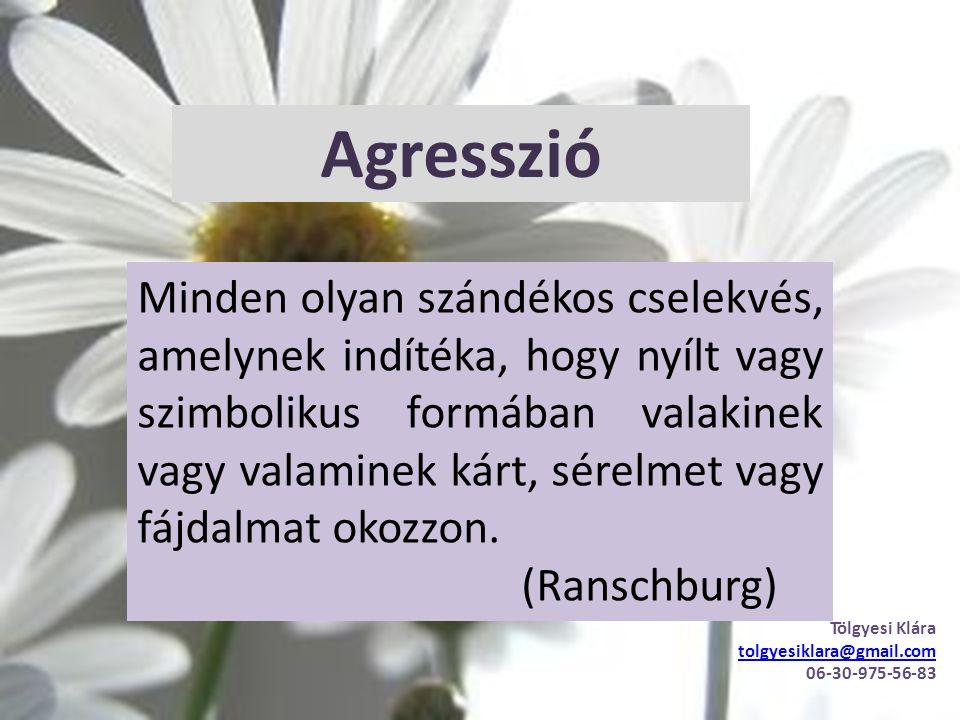 Agresszió
