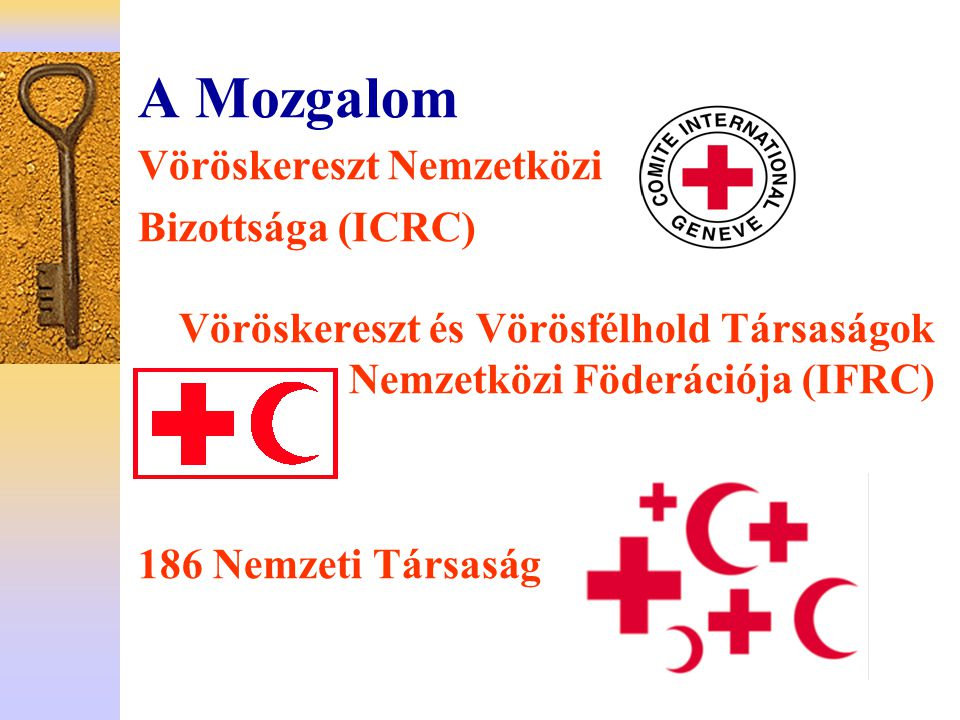 A Mozgalom Vöröskereszt Nemzetközi Bizottsága (ICRC)