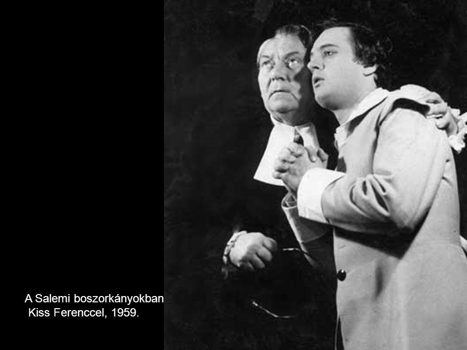 Schiller: Don Carlos (Kiss Ferenccel)