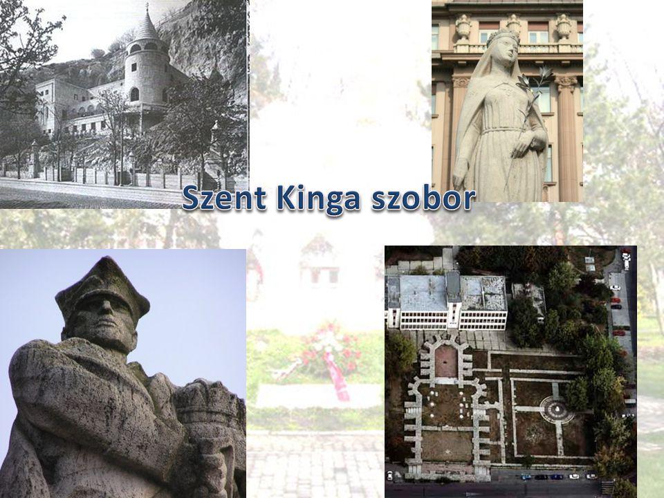 Szent Kinga szobor