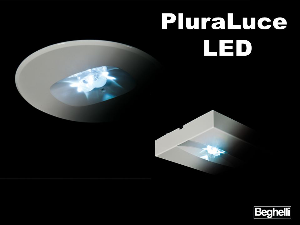PluraLuce LED