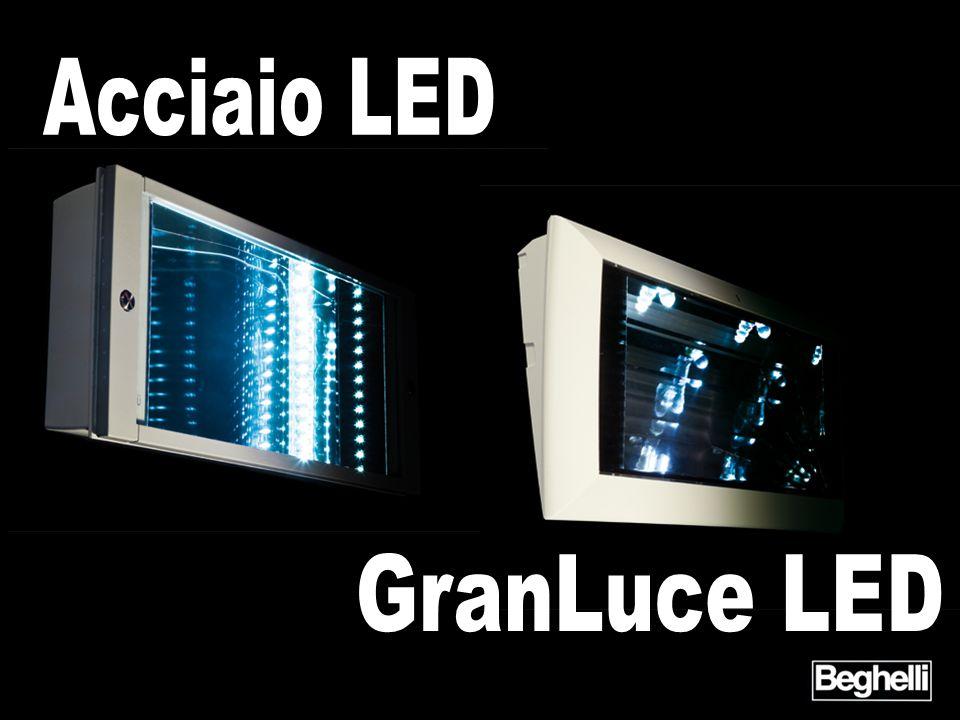 Acciaio LED GranLuce LED